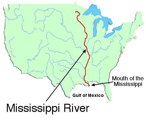 Mississippi River Nathan