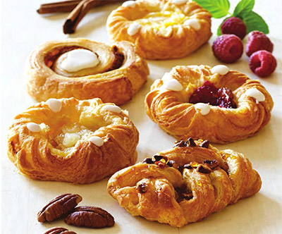 types of pastry on emaze