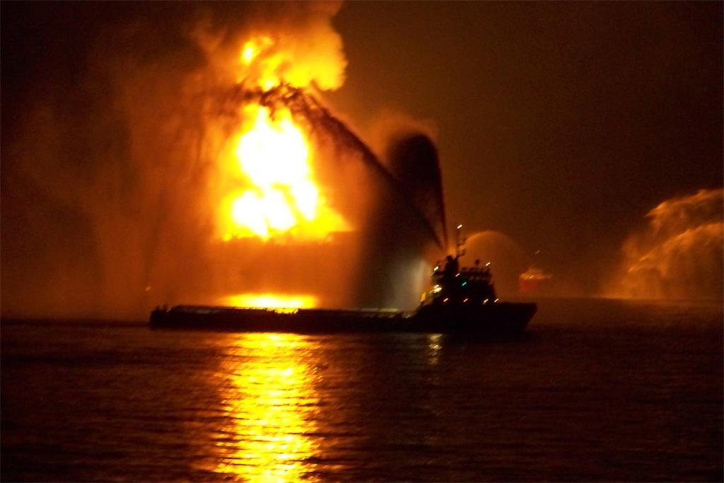Bp oil spill crisis management case study