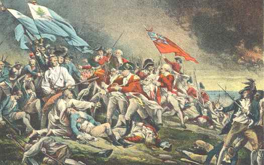 Battle Of Bunker Hill Essay