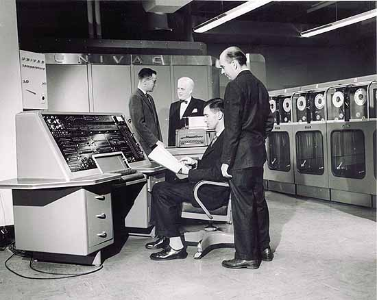 the invention of the computer 50 years ago Timeline: 50 years of hard drives by rex farrance 1985: control data, compaq computer, and western digital collaborate to develop the 40-pin ide interface.
