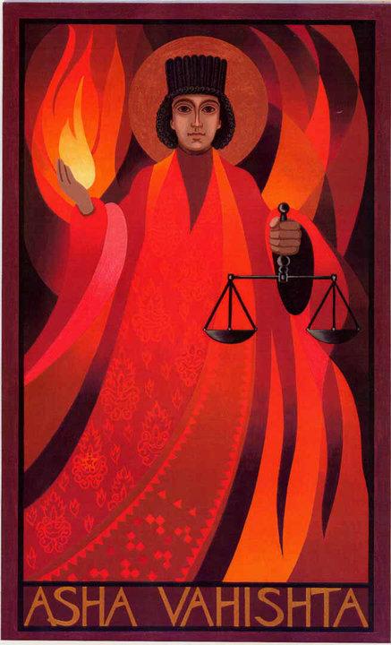 Highest Truth Zoroastrianism Good And Evil