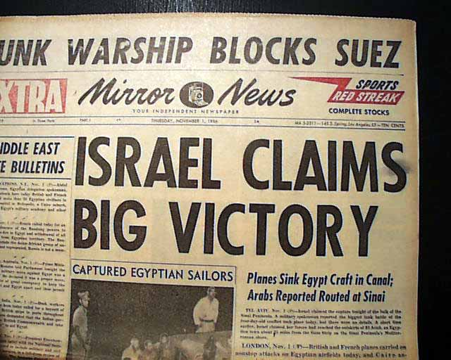 an introduction to the issue of israelis in suez crisis Covert diplomacy between israel and egypt during nasser rule  the israelis responded positively to the offer,  introduction from 1948 to suez crisis.
