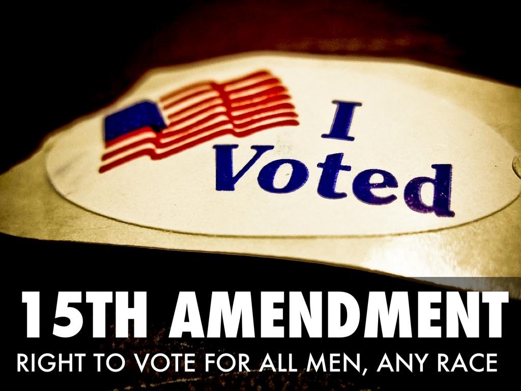 15th amendment date