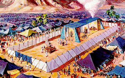El Tabernáculo De Moisés Figura De Cristo By Sergiats On Emaze