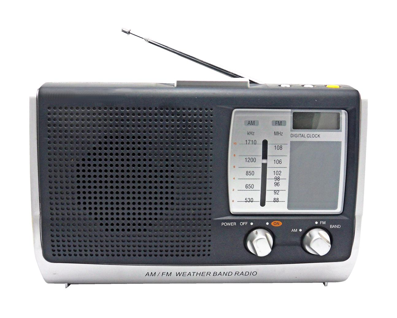 the radio on emaze
