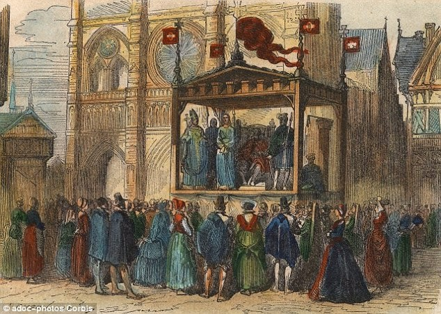 Resultado de imagen de teatro medieval misterios