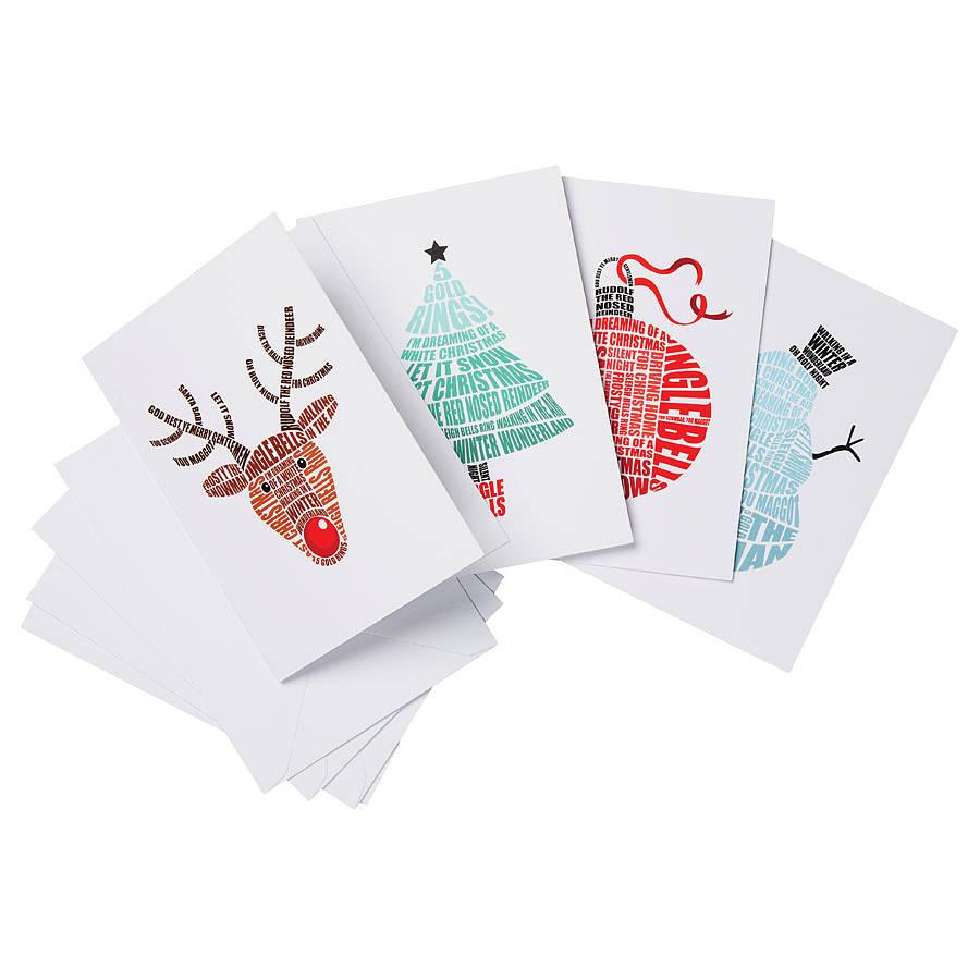 Односторонние открытки печать
