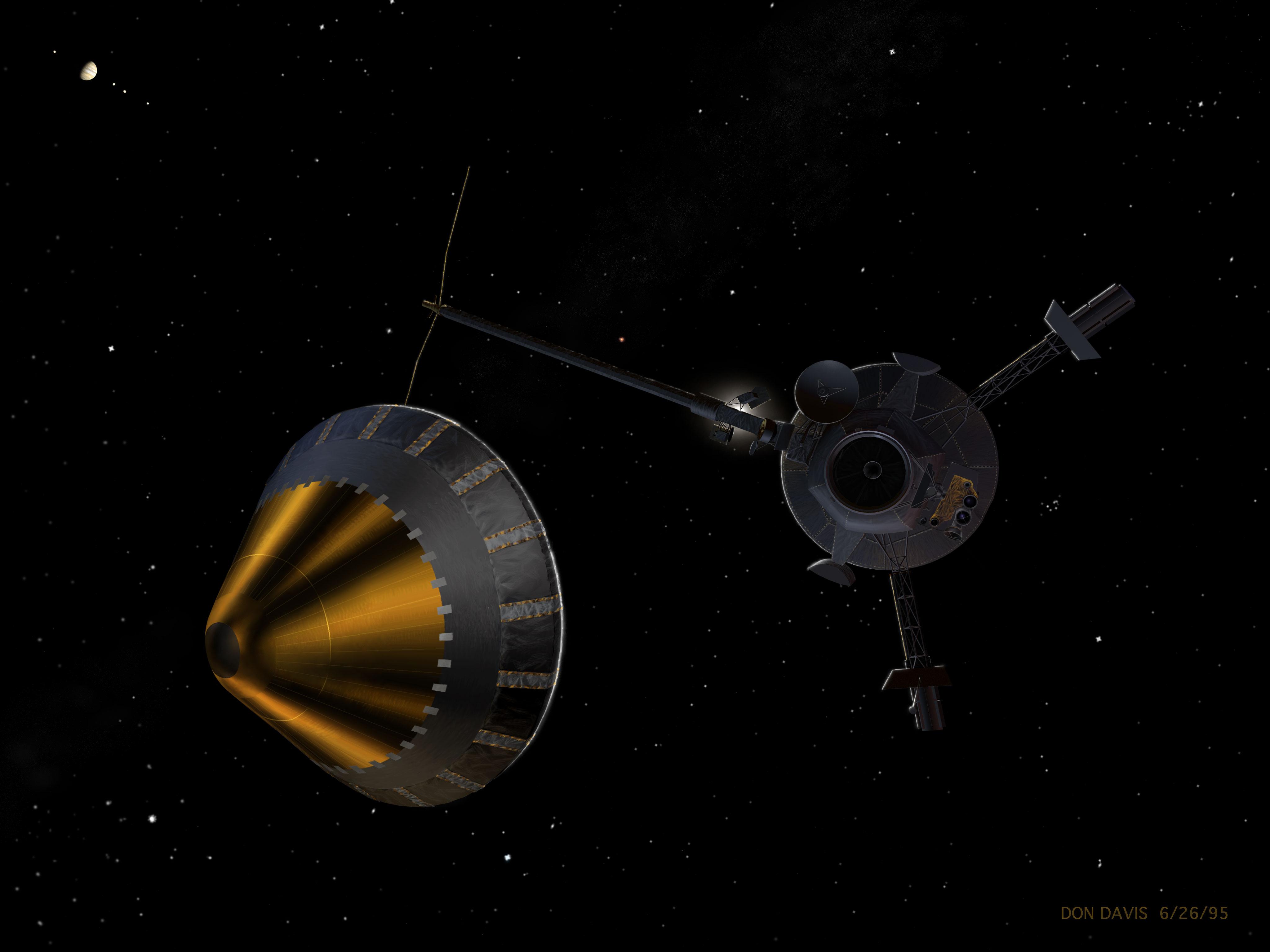 galileo space probe pics - HD4096×3072
