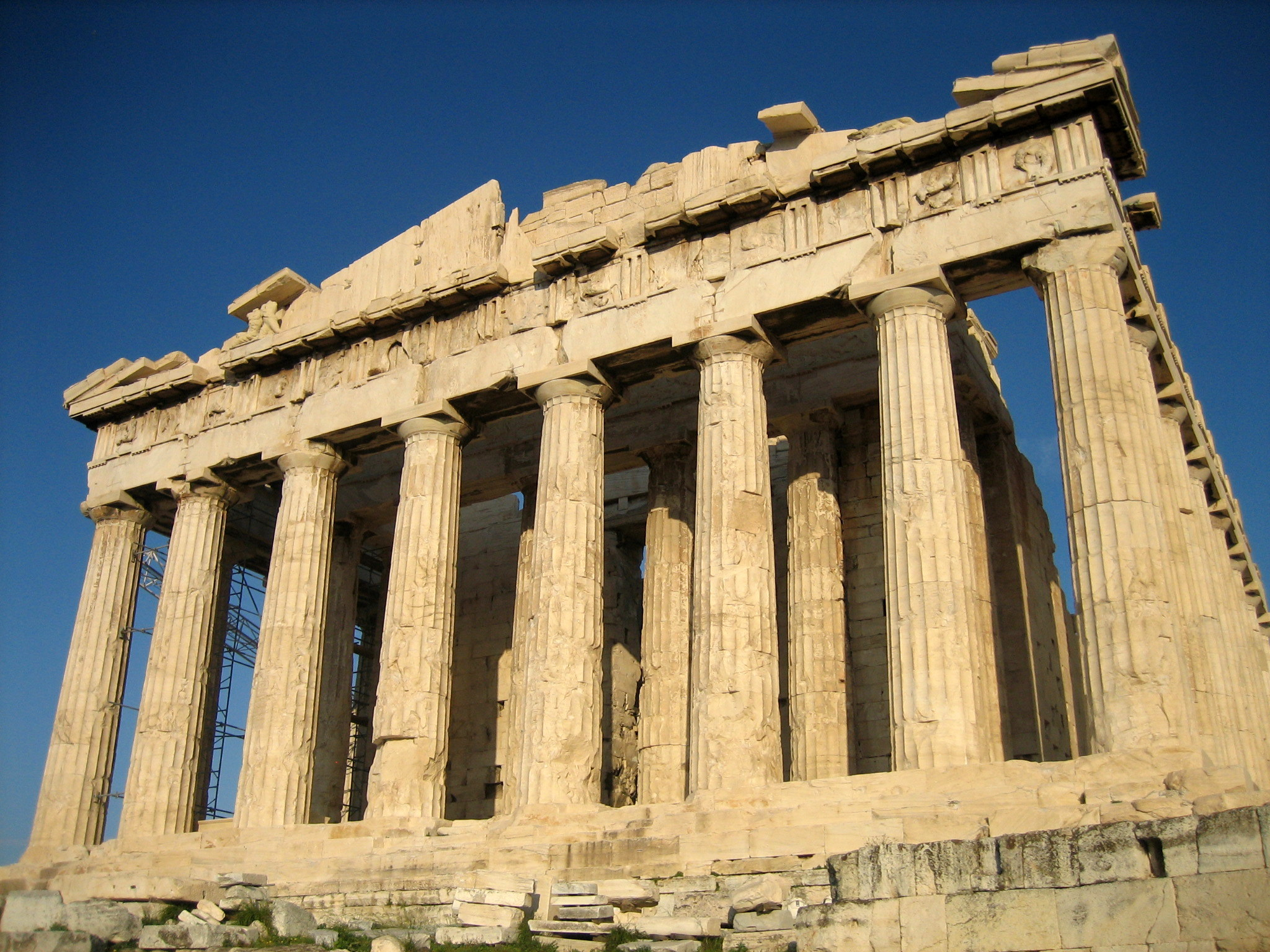 the womens powers in the greek culture
