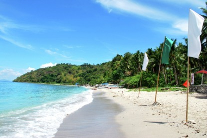 And Located At Sampaguita Beach Bauan Batangas Right In The Middle Of White Sand Which Is An Alternative To Puerto Galera Boracay