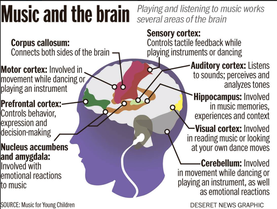 how music effects your behavior The fascinating ways that music affects your mood and mind  group  drumming led to significant improvements in many aspects of social-emotional  behavior.