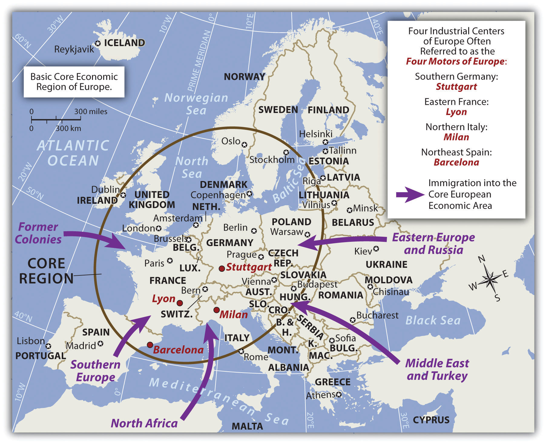 migration during industrial revolution on emaze