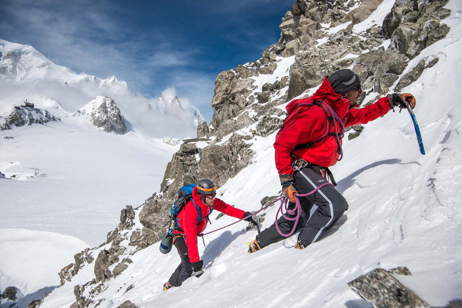 mountain climbing expeditions challenged - HD1618×1080