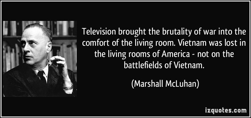 Vietnam War Living Room M Declines U S Government Misinforms Americans About The Credibility Gap