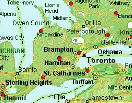 Southern Ontario By Christinenicolas On Emaze