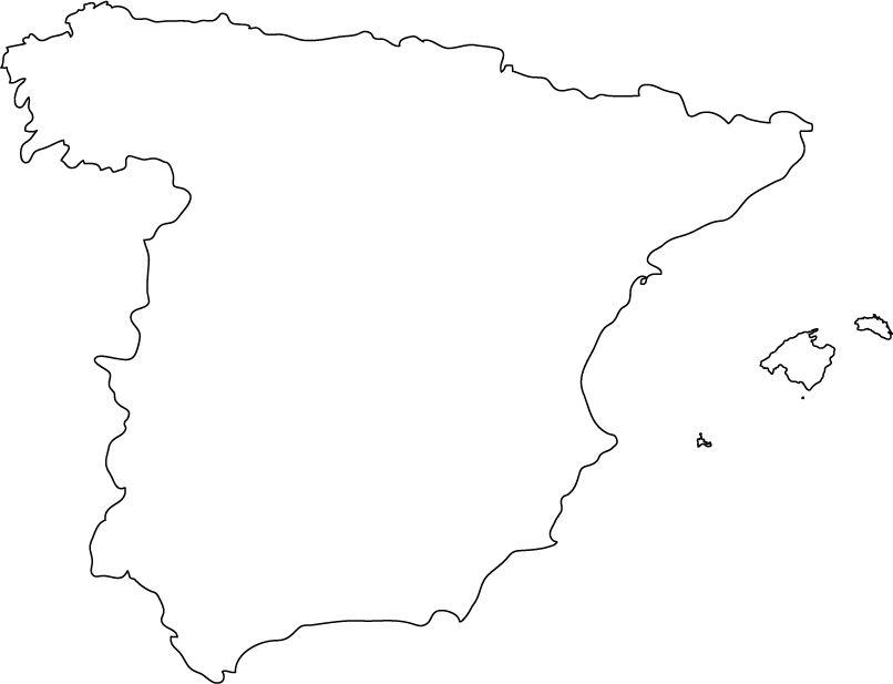Silueta Mapa De España Png.We Are Citicens By Alvarosergio5 On Emaze