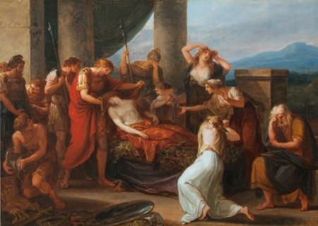 Essay/Term paper: Virgil's aeneid