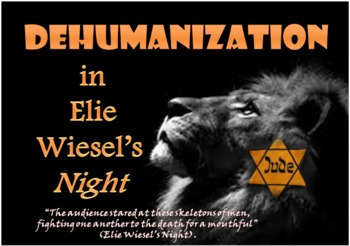 a summary on the dehumanization process observed in night by elie wiesel Night ellie wiesel dehumanization quotes - 1 there are a lot of things i can take, and a few that i can't what i can't take is when my older brother, who's.