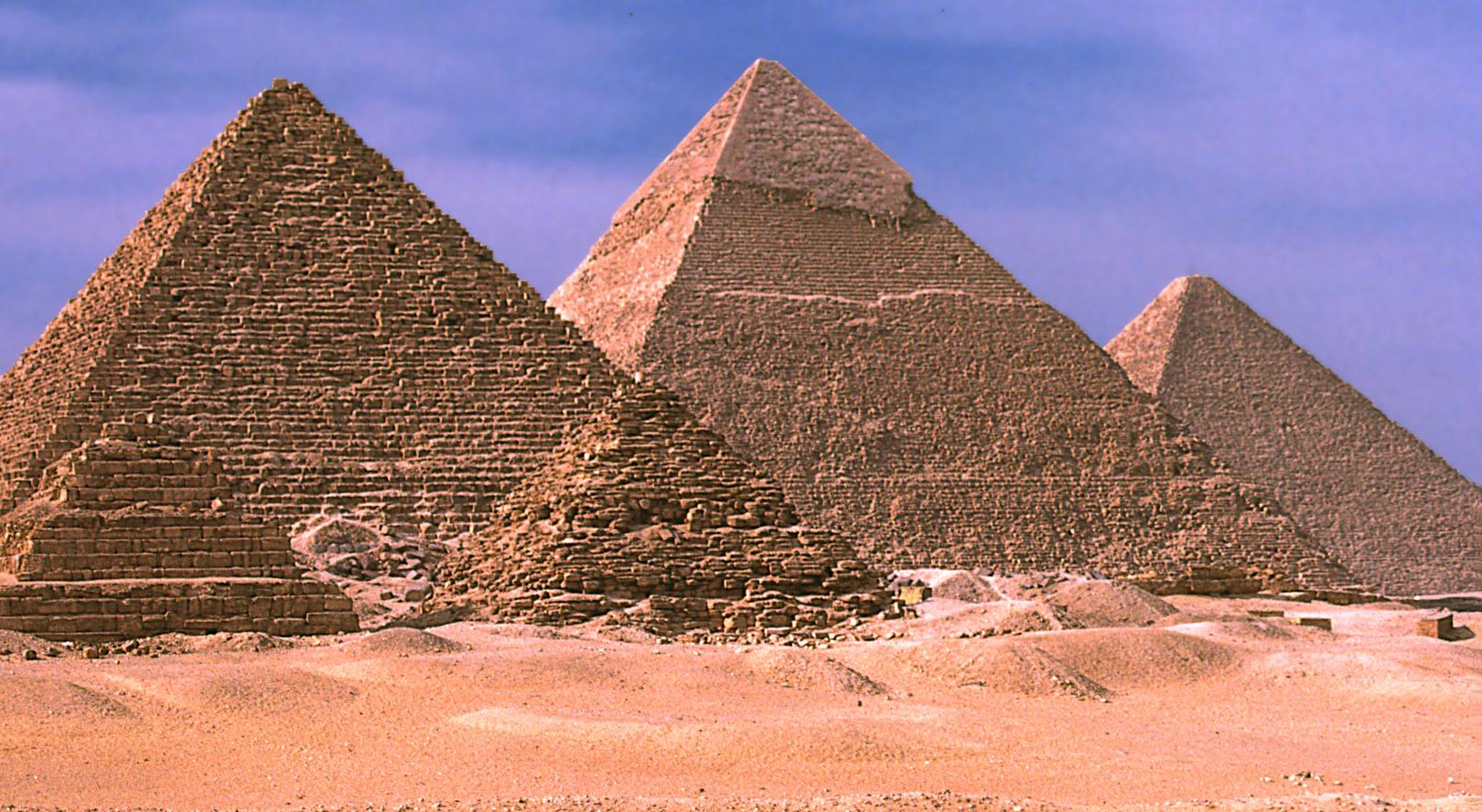 Картинки мир пирамид