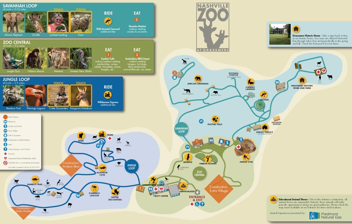 zoo parision