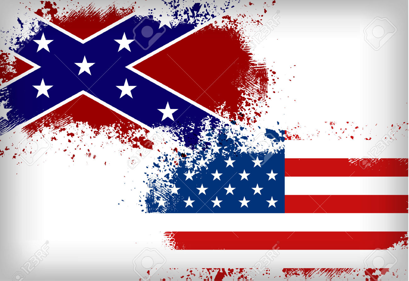 civil war flags The story of how and why the civil war unfolded is one that is best told not  explore the national park service's numerous collections,  civil war flags in nps.