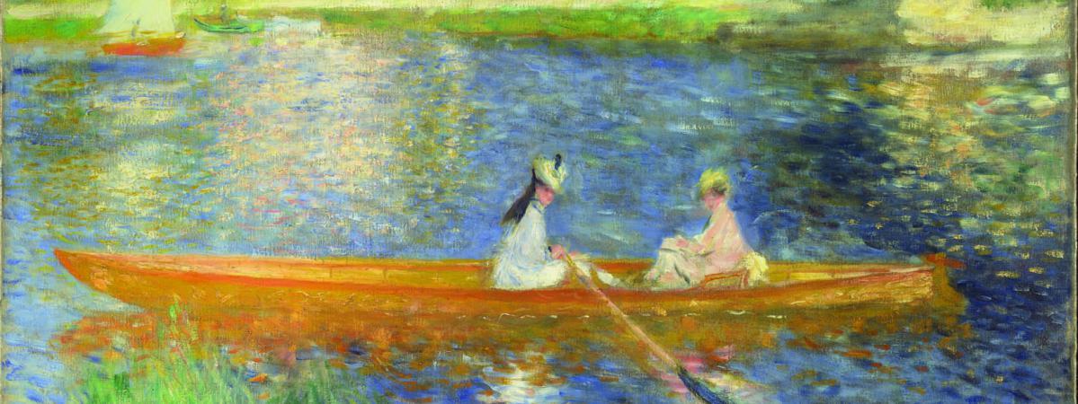 L'impressionnisme by cheryne2003 on emaze