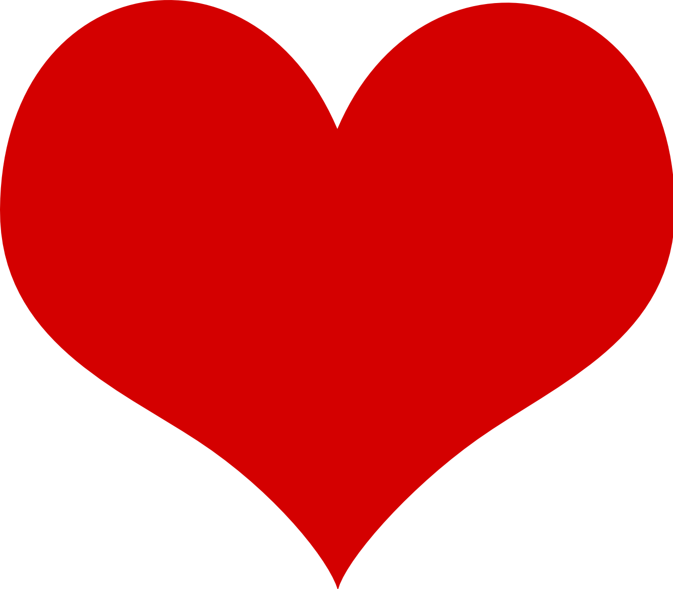 imagen de corazon - HD1327×1161