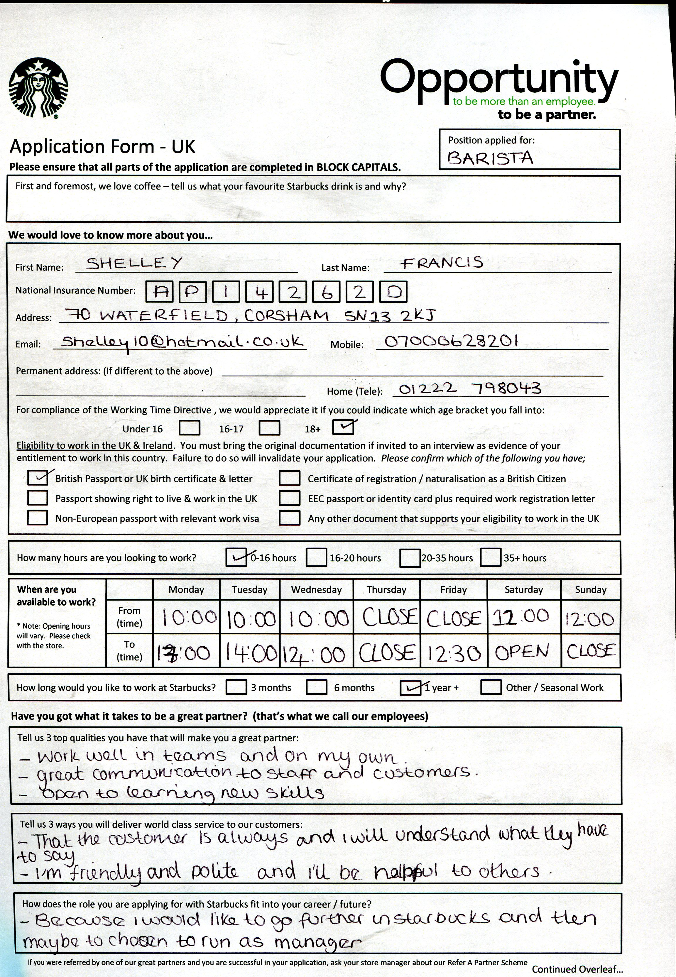 tips for filling out a job application some tips on filling out a jo