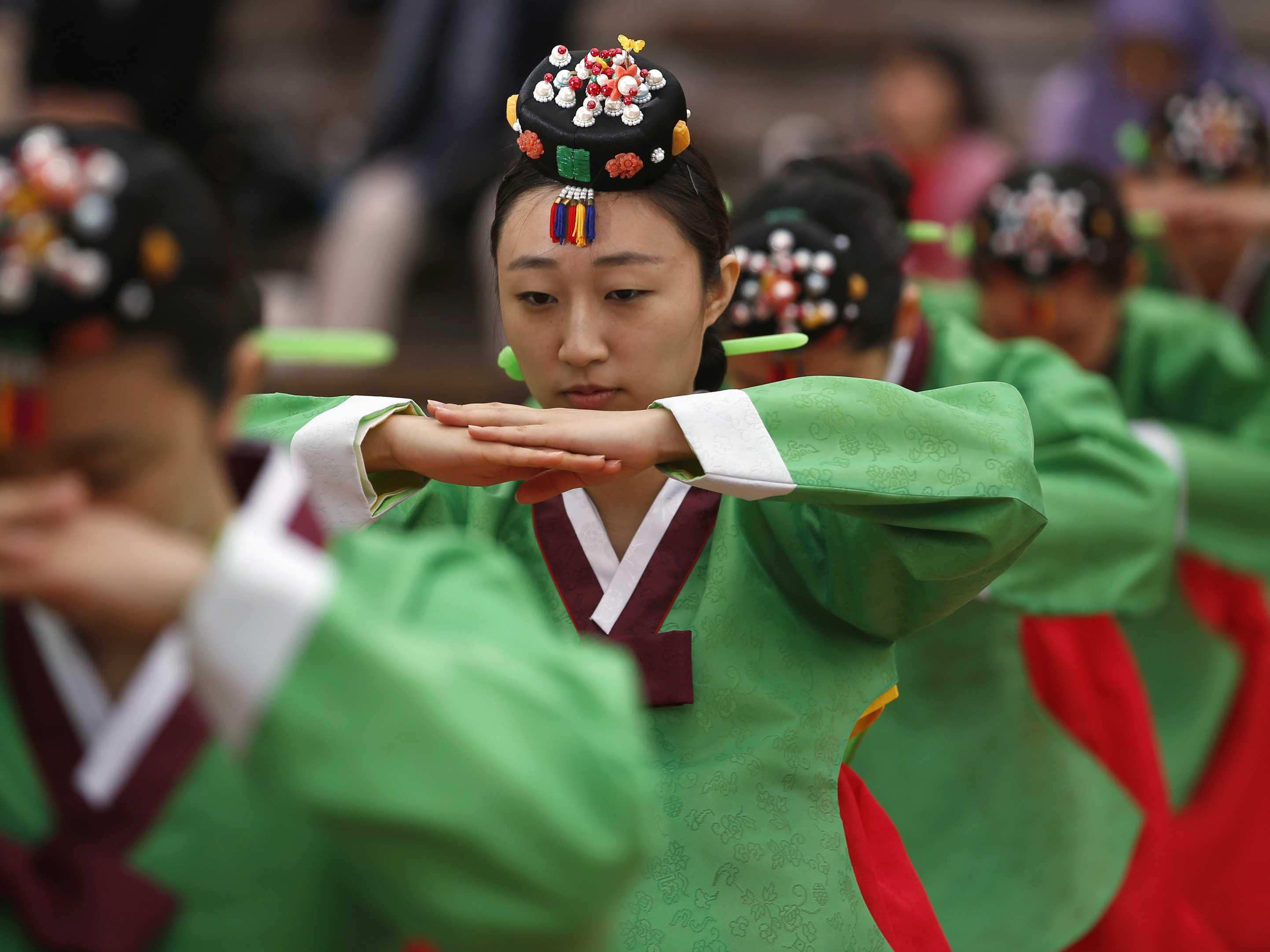 корейцы как нация звонок, маша направилась