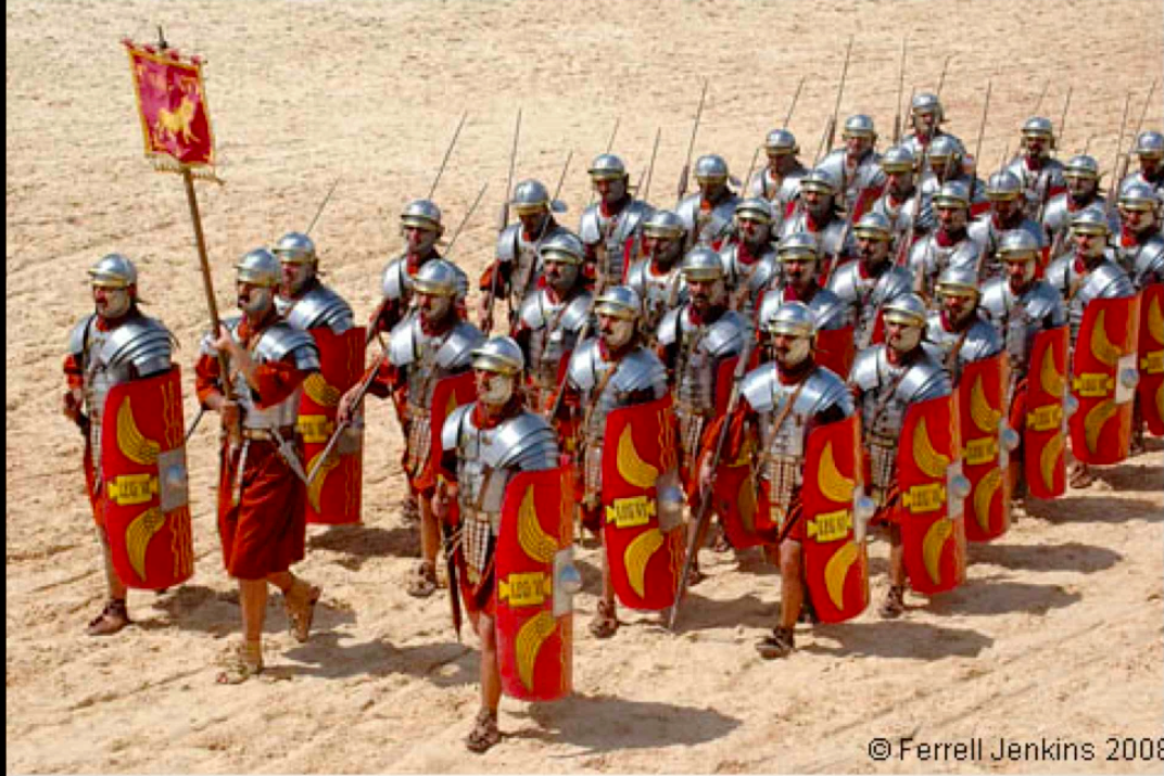 the factors that makes the roman army invincible Start studying chapter 5 learn vocabulary which factor most contributed to the development of pax romana the roman army was reorganized and redeployed.