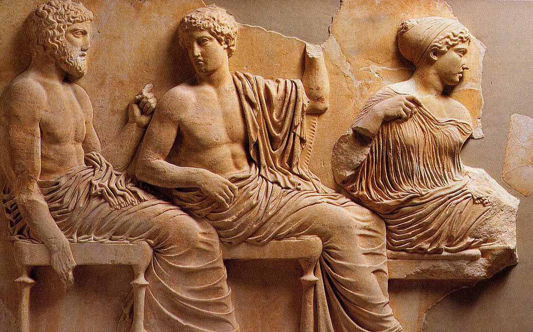 Greek and roman on emaze