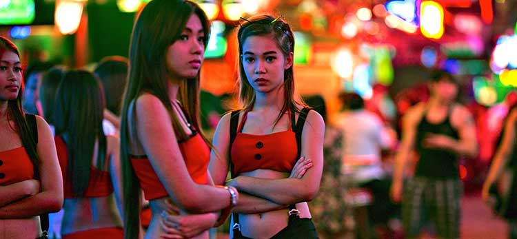 human trafficking in thailand Thailand has insisted that it is working hard to curb human trafficking in the past  two years, thailand received a us waiver based on a written.