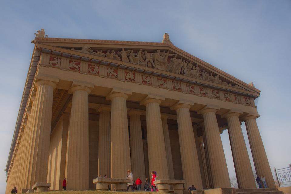 Arte greca copy1 copy1 on emaze for Aggiornare le colonne del portico