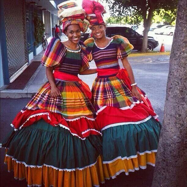 Traditional Jamaican Clothing