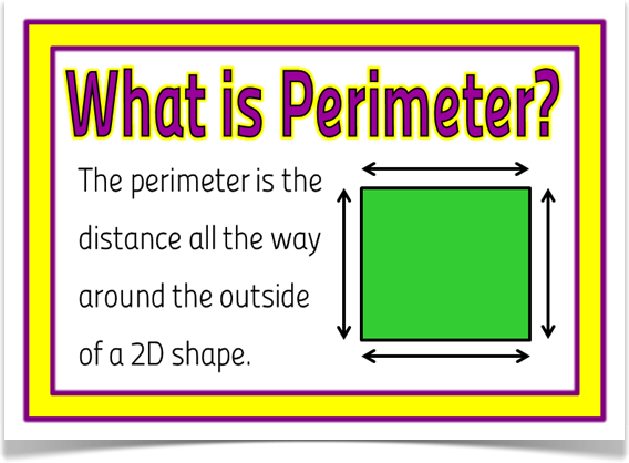 Image result for perimeter
