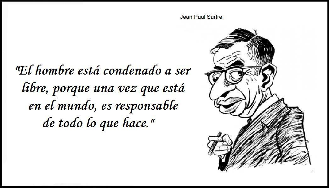 Jean Paul Sartre Copy2 By Adrianaforero7 On Emaze
