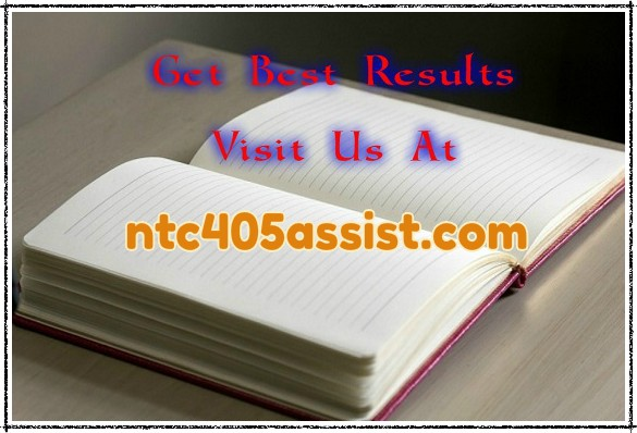 NTC 405 ASSIST Possible Is Everything/ntc405assist com by abaigea