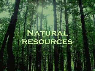 Natural Resources on emaze