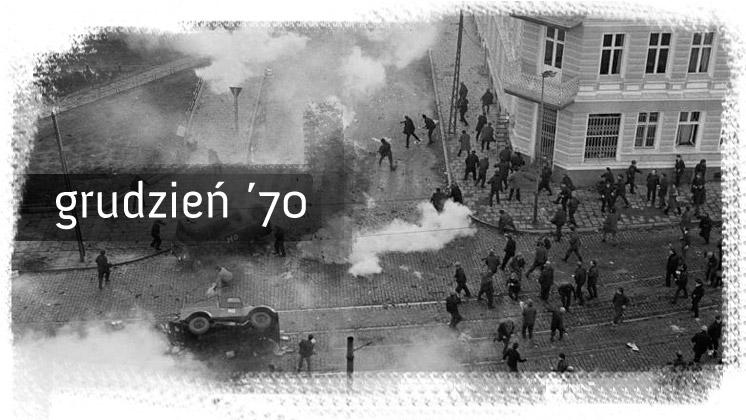 Znalezione obrazy dla zapytania grudzień 70