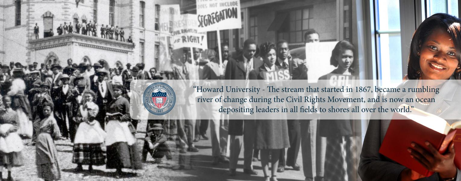 howard university on emaze