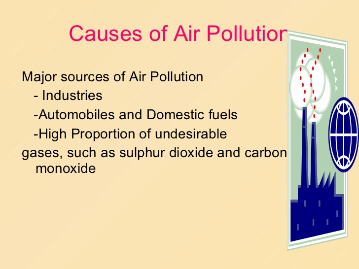 the single major cause of air pollution One pollutant is nitrogen oxide, which forms from nitrogen and in one year by a single automobilec write a balanced equation for the combustion of octaned how many moles of c8h18 are present in 152 gal of octanee how many liters of co2 at stp are produced in one year from.