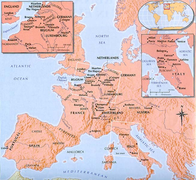 transition into medieval europe 1300 to 1500 essay A study of warfare in europe between 1300 and 1500 4624 words mar 1st, 2003 19 pages since the introduction of gunpowder into europe, it has gone on to dominate warfare into the twentieth century.
