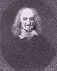 what type of government did thomas hobbes believe in