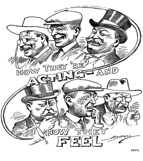 presidents during the progressive era essay Progressive era politics summary & analysis back next  progress for some by 1900, america's industrial production had surpassed that of britain, germany, and france combined a spat of corporate mergers from 1897 onward left the economy in the hands of a dwindling number of business conglomerates, which seemed to be growing ever wealthier and larger.
