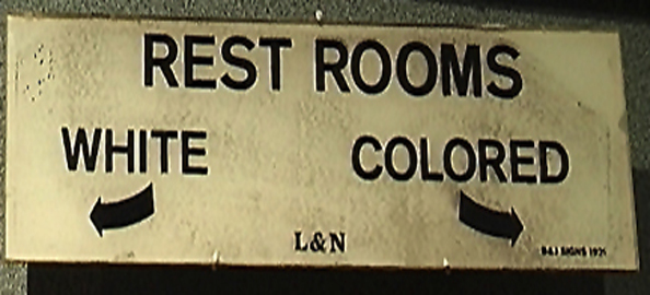 Jim Crow Laws Racial Segregation