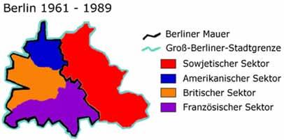 Bau Der Berliner Mauer Karte.Bau Der Berliner Mauer