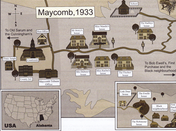 maycomb conuty trial