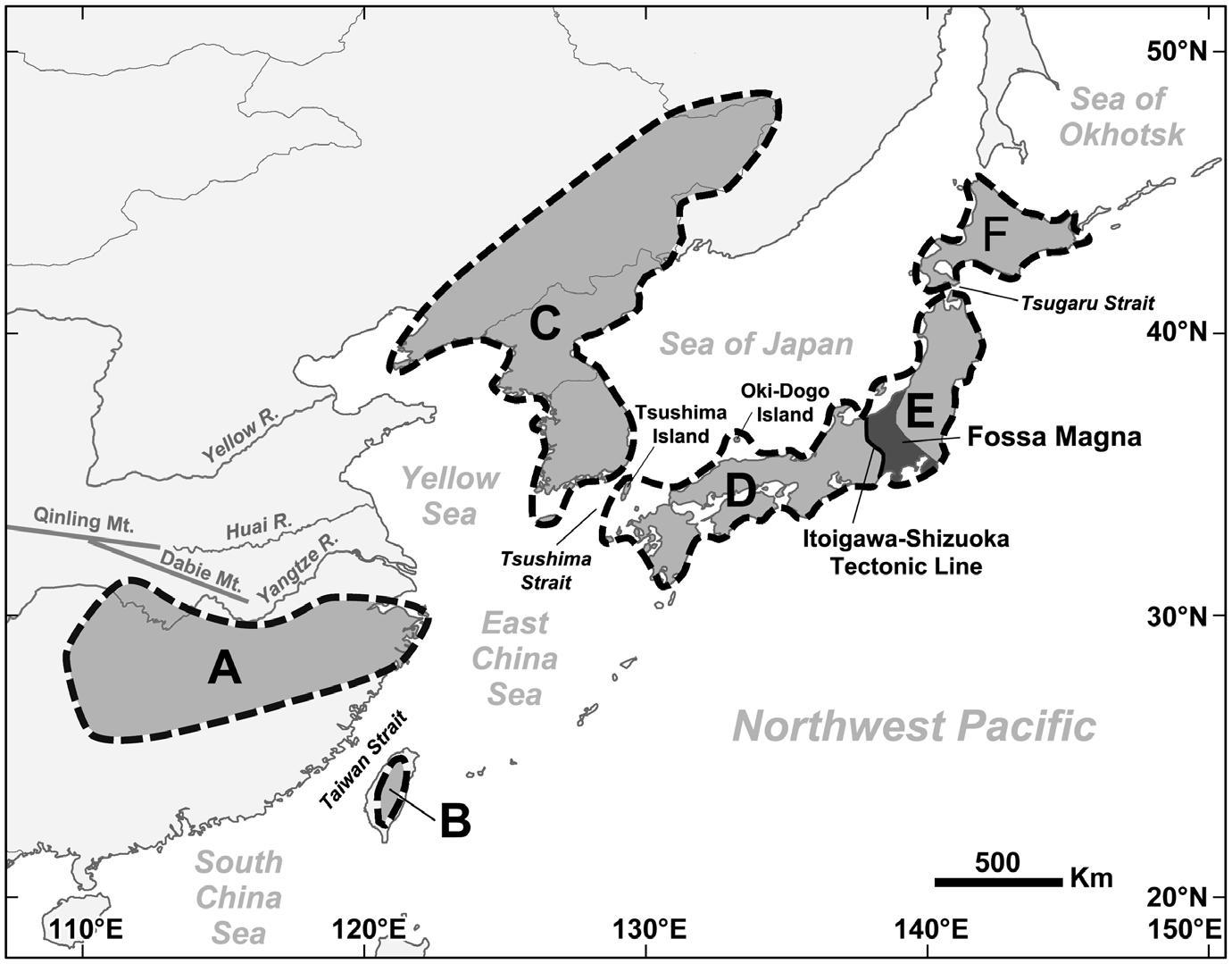 korean peninsula on emaze