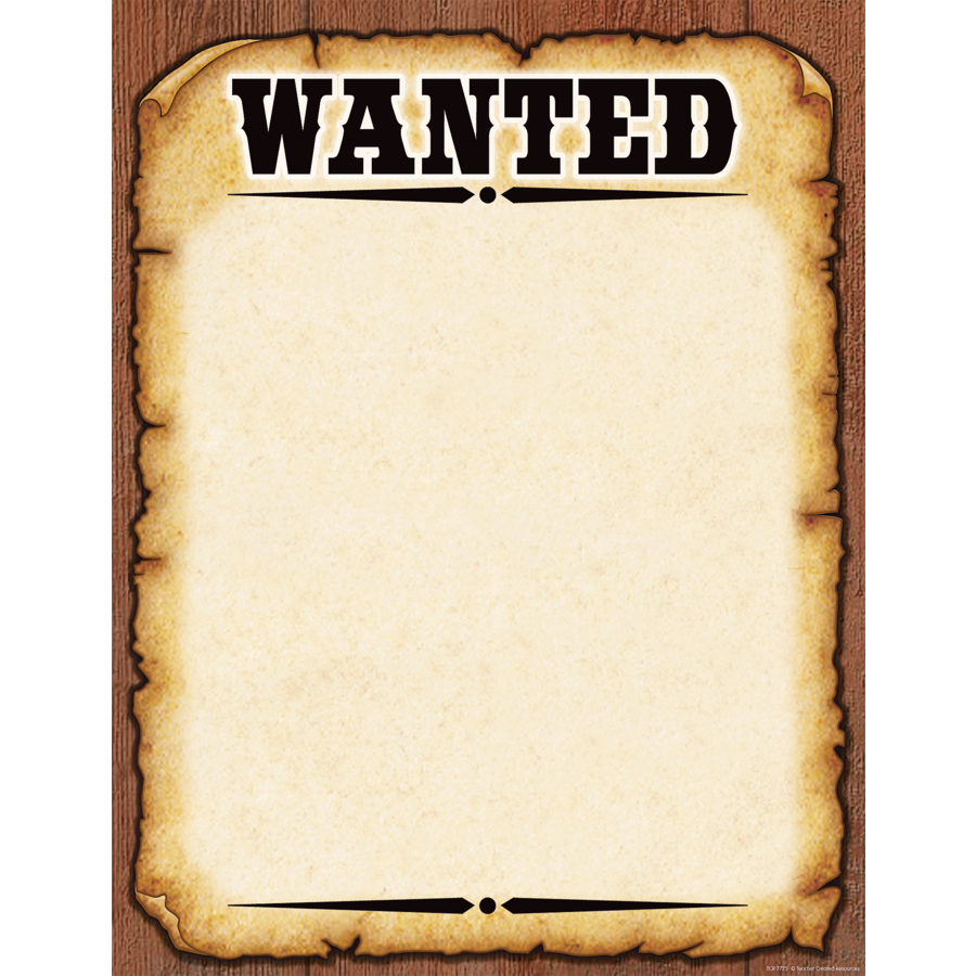 Amazing Wanted Poster Template Ks1 Mold - Professional Resume ...